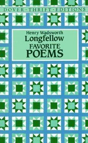 Favorite Poems (Dover Thrift Editions)