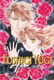 Fushigi Y�gi, Vol. 5 (VIZBIG Edition) (Fushigi Yugi Vizbig Editions)