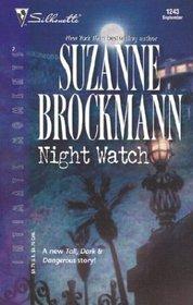 Night Watch (Tall, Dark & Dangerous, Bk 11) (Silhouette Intimate Moments, No 1243)