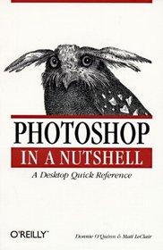Photoshop in a Nutshell (In a Nutshell (O'Reilly))