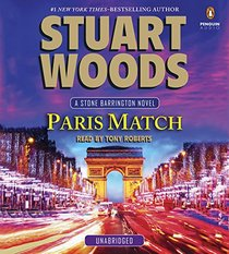 Paris Match (Stone Barrington, Bk 31) (Audio CD) (Unabridged)