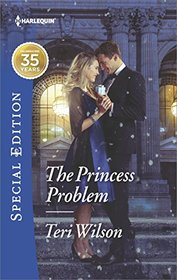 The Princess Problem (Drake Diamonds, Bk 2) (Harlequin Special Edition, No 2544)