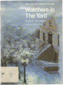 Flightpath to Reading: Watchers in the Yard (Flightpath to reading)