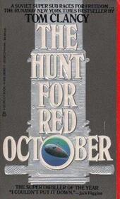 The Hunt for Red October (Jack Ryan, Bk 4)