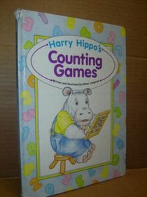 Harry Hippo's Counting Games