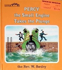 Percy the Small Engine Takes the Plunge (Thomas the Tank Engine Little Pops)