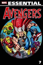 Essential Avengers Volume 7 TPB