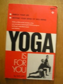 Yoga Is for You.