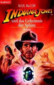 Indiana Jones und das Geheimnis der Sphinx.