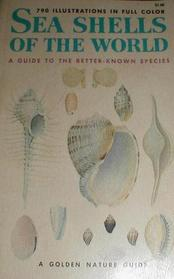790 Illustrations in Full Color Sea Shells of The World A Guide To The Better-Known Species