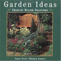 Garden Ideas: Creative Design Solutions