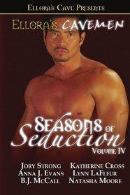 Ellora's Cavemen: Seasons of Seduction, Vol 4