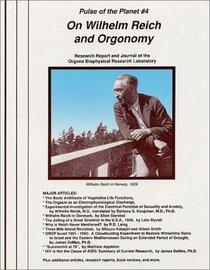 On Wilhelm Reich  Orgonomy
