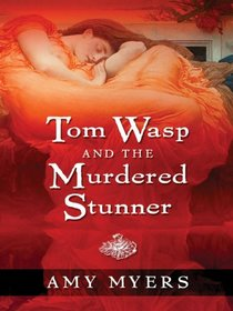 Tom Wasp and the Murdered Stunner (Five Star Mystery Series)