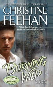 Burning Wild (Leopard, Bk 3)