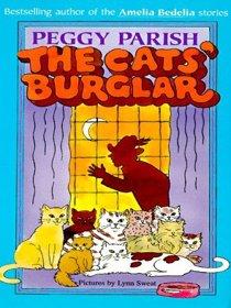 Cats Burglar (Book and Cassette)