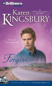 Forgiven! (Firstborn: Baxter Family, Bk 2)