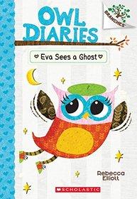 Eva Sees a Ghost (Owl Diaries, Bk 2)