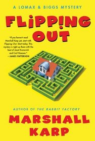 Flipping Out (Lomax and Biggs, Bk 3)