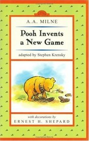 Pooh Invents a New Game: WTP ETR (Dutton Easy Reader)