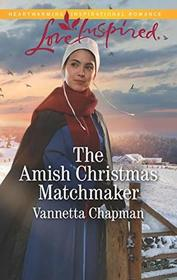 The Amish Christmas Matchmaker (Indiana Amish Brides, Bk 4) (Love Inspired, No 1237)