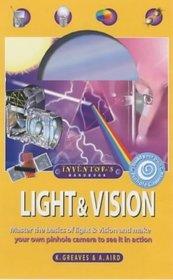Inventors Handbook:Light & Vision (Inventor's handbooks)