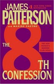 The 8th Confession (Women's Murder Club, Bk 8)