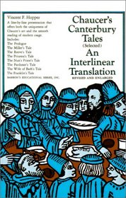 Chaucer's Canterbury Tales: An Interlinear Translation