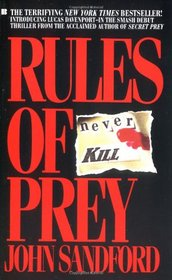 Rules of Prey (Lucas Davenport, Bk 1)