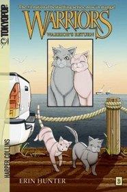 Warrior's Return (Warriors; The Lost Warrior; Book 3)