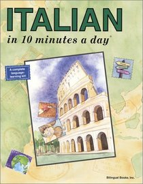 Italian in 10 Minutes a Day (10 Minutes a Day)