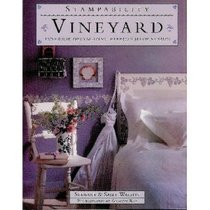 Vineyard: Interior Decorating Effects with Stamps (Stampability)