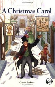 Compass Classic Readers: A Christmas Carol (Level 3 with Audio CD)