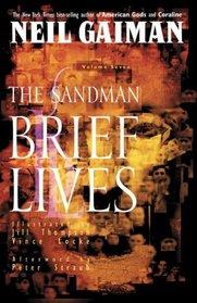 The Sandman, Vol 7: Brief Lives