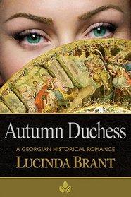 Autumn Duchess (Roxton, Bk 3)