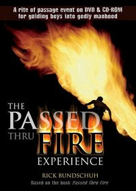Passed Thru Fire Experience (Youth Leader Resources)