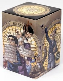 The Loathsome Library (A Series of Unfortunate Events, Bks 1-6)