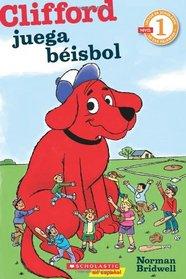 Clifford Juega Beisbol (Spanish Edition)