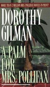 A Palm for Mrs. Pollifax (Mrs Pollifax, Bk 4)
