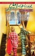 Family Treasures (McBride Sisters, Bk 3) (Love Inspired, No 469) (Larger Print)