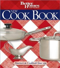 New Cook Book (Better Homes and Garden)