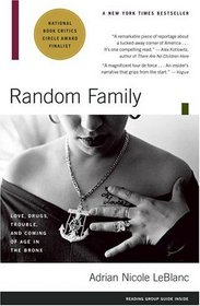 Random Family : Love, Drugs, Trouble, and Coming of Age in the Bronx