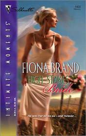 High-Stakes Bride (Lombards, Bk 7) (Silhouette Intimate Moments, No 1403)