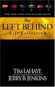 Left Behind softcover books 1-6 boxed set (Left Behind)