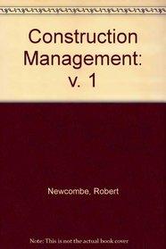 Construction Management (v. 1)