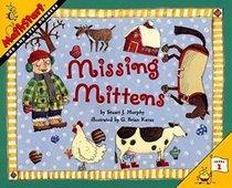 Missing Mittens (MathStart Level 1)