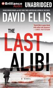 The Last Alibi (Jason Kolarich, Bk 4) (Audio CD) (Unabridged)