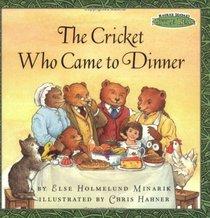Maurice Sendak's Little Bear: The Cricket Who Came to Dinner (Maurice Sendak's Little Bear)