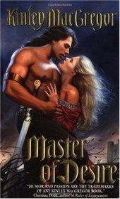 Master of Desire  (MacAllisters, Bk 1)