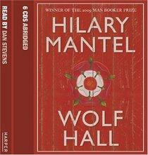 Wolf Hall (Thomas Cromwell, Bk 1) (Audio CD) (Abridged)